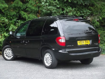 Chrysler Voyager 2.8 CRD LX 5dr Auto with Heate