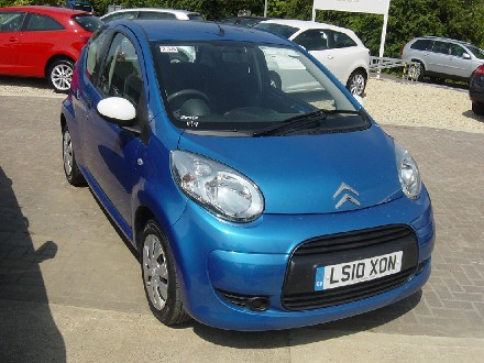 CITROEN 1.0i Splash 3dr