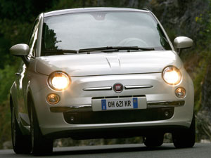 Fiat 500 LOUNGE 3DR (START STOP)