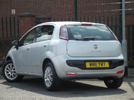 Fiat Punto Evo 1.2 MyLife 5dr