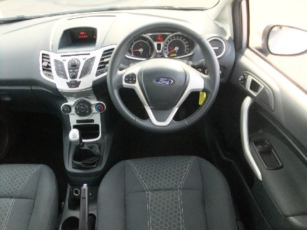 FORD 1.4 TDCi (70) Zetec 5dr in Moo