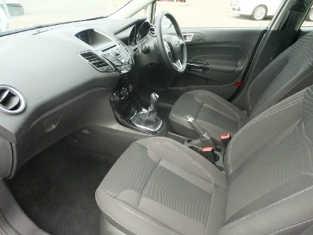 FORD 1.5 TDCi Zetec 5dr DEMONSTRATO