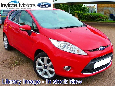 FORD FORD DIRECT 1.6 TITANIUM 5DR