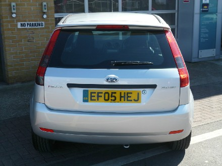 Ford Fiesta 1.4 Zetec 3dr (Climate)