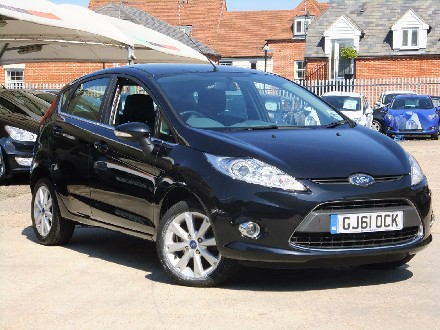 FORD 1.25 Zetec 5dr (82) in Panther