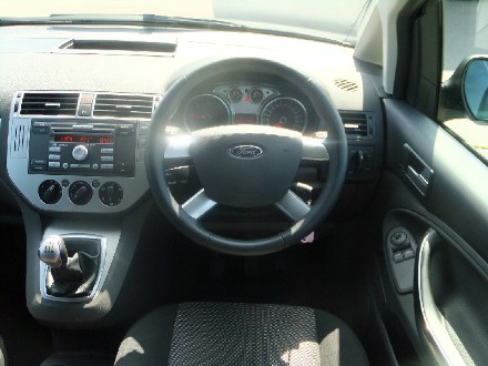 FORD 1.8TDCi Zetec 5dr in MOONDUST