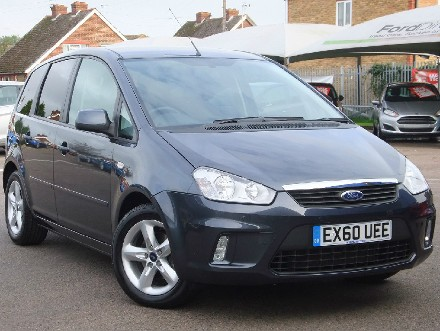 FORD 1.6 Zetec 5dr in Sea Grey Meta