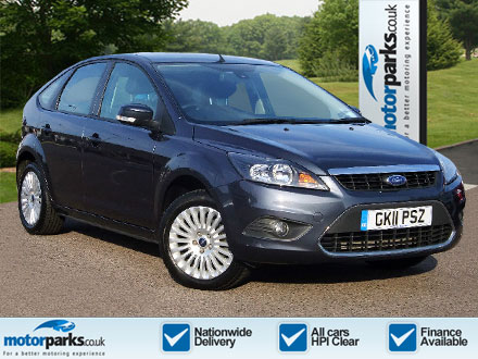 FORD 1.6 Titanium 5dr  Sony sound