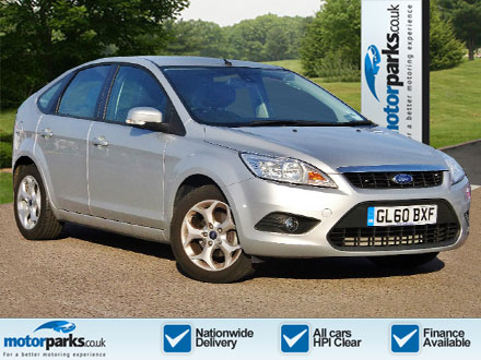 FORD 1.6 Sport 5dr  Satellite Navi