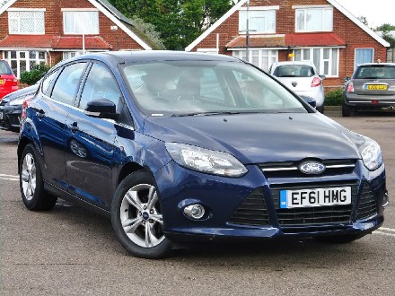 FORD 1.6 125 Zetec 5dr Powershift i