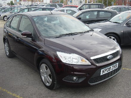 FORD 1.6 Style 5dr