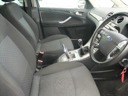 FORD 2.0 TDCi Ghia 5dr in Sea Grey