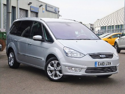 FORD 2.0 TDCi 140 Titanium X 5dr in