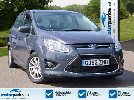FORD DEMONSTRATOR 2.0 TDCi Titanium