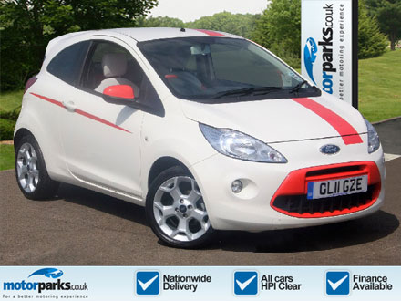 FORD 1.2 Grand Prix 3dr (Start Stop