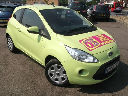 FORD 1.2 Style 3dr  Only 20 Tax