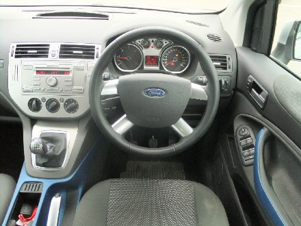 FORD 2.0 TDCi Zetec 5dr  FREE WARR