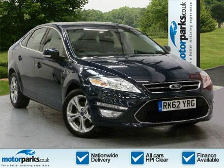 FORD 2.0 TDCi 163 Titanium 5dr in B