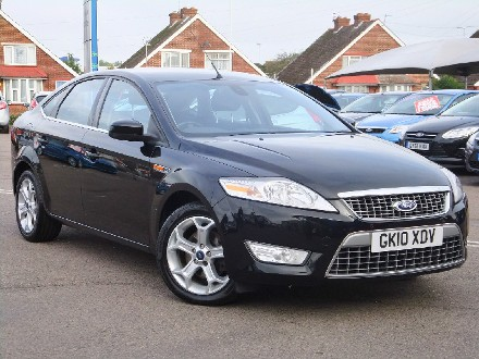 FORD 1.8 TDCi Titanium 5dr (6) in P