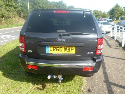 Jeep Grand Cherokee 3.0 CRD S Limited 5dr Auto