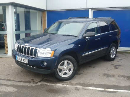 JEEP 5.7 V8 Limited 5dr Auto