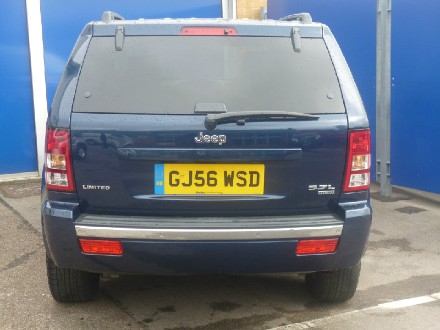 Jeep Grand Cherokee 5.7 V8 Limited 5dr Auto