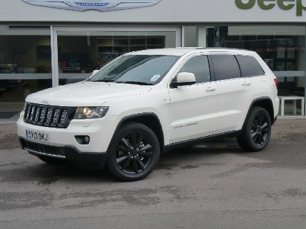 JEEP 3.0 CRD S Limited 5dr Auto