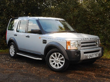 Land Rover Discovery 2.7 Td V6 SE 5dr Auto with Sat