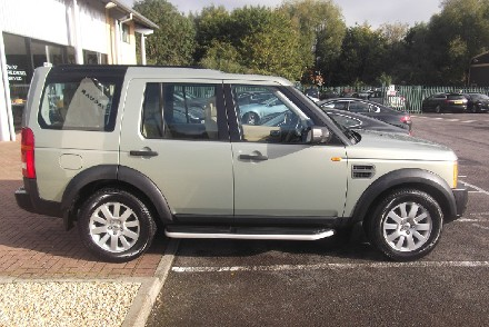 Land Rover Discovery 2.7 Td V6 SE 5dr Auto