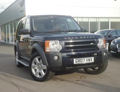 LAND ROVER Td V6 HSE Auto