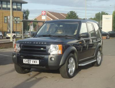 Land Rover Discovery Td V6 HSE Auto