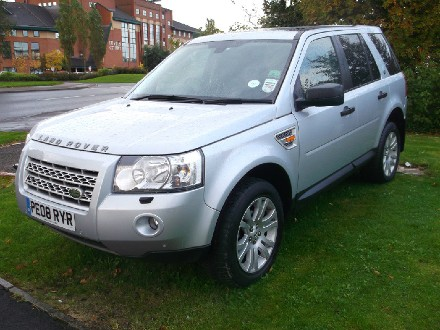 Land Rover Freelander 2.2 Td4 HSE 5dr Auto