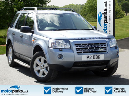 LAND ROVER 2.2 Td4 GS 5dr Auto