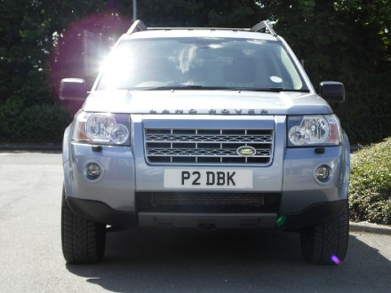 Land Rover Freelander 2.2 Td4 GS 5dr Auto