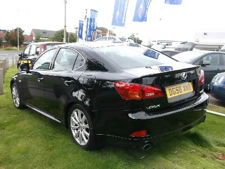 Lexus IS 250 SR 4dr Auto