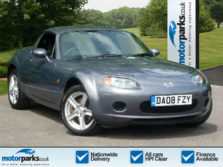 MAZDA 1.8i (Option Pack) 2dr  Sport