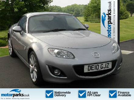 Mazda MX-5 2.0i Sport Tech 2dr