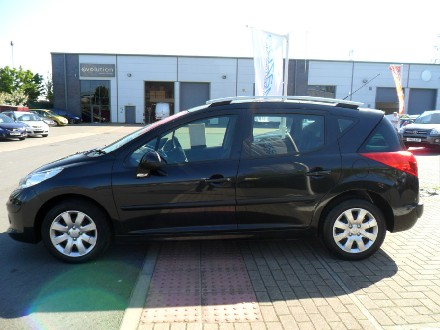 Peugeot 207 1.6 HDi 90 S 5dr (AC)