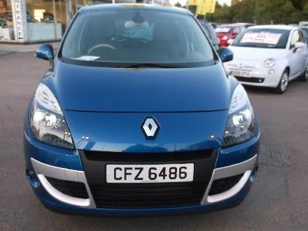 Renault Scenic 2.0 dCi Privilege TomTom 5dr A