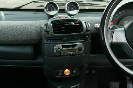 Smart ForTwo Passion 2dr Auto