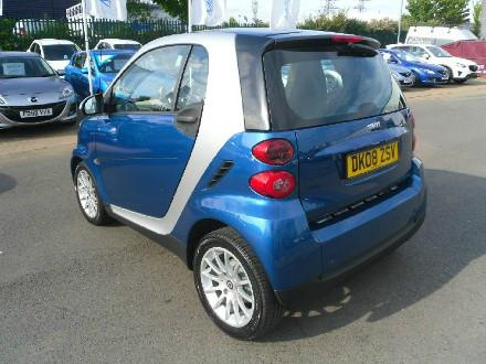 Smart ForTwo Passion 2dr Auto (84)