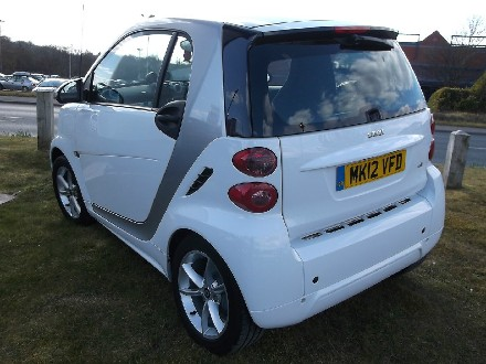 Smart ForTwo CDI Pulse 2dr Softouch Auto (2