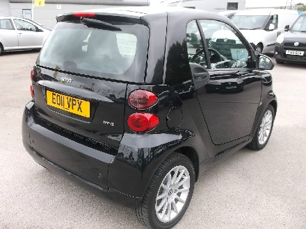 Smart ForTwo Passion mhd 2dr Softouch Auto