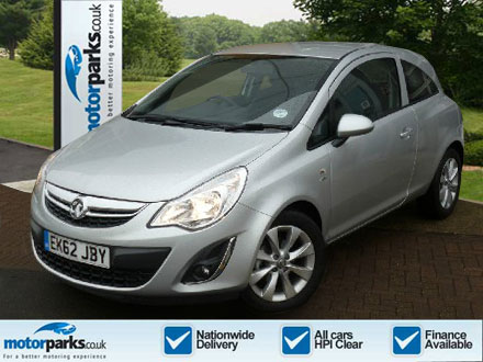 VAUXHALL 1.2 Active 3dr (AC)