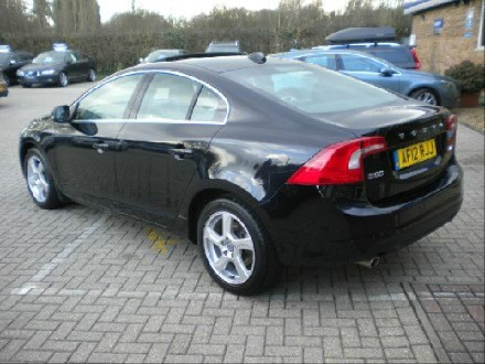 Volvo S60 D5 (215) SE Lux 4dr Geartronic