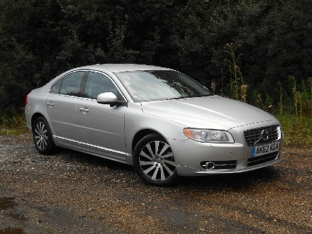 Volvo S80 D2 115hp SE Auto with BLIS and