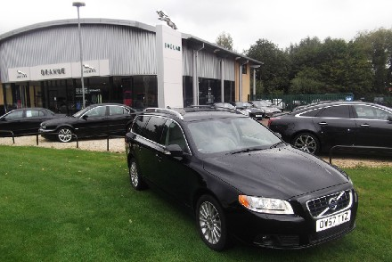 Volvo V70 2.5T SE Lux 5dr Geartronic