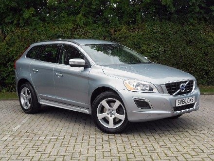 Volvo XC60 D3 163hp DRIVe R-Design with R