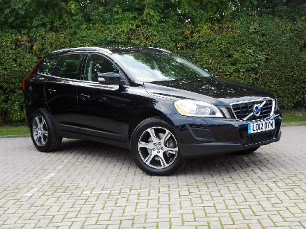 Volvo XC60 D5 AWD 215hp SE Lux Auto with
