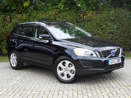 Volvo XC60 D5 AWD 215hp SE Lux Nav with P